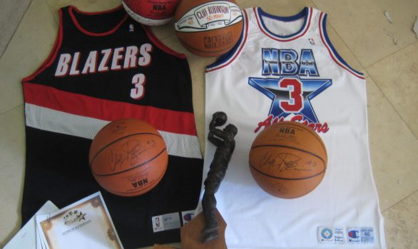 Cliff Robinson Collection