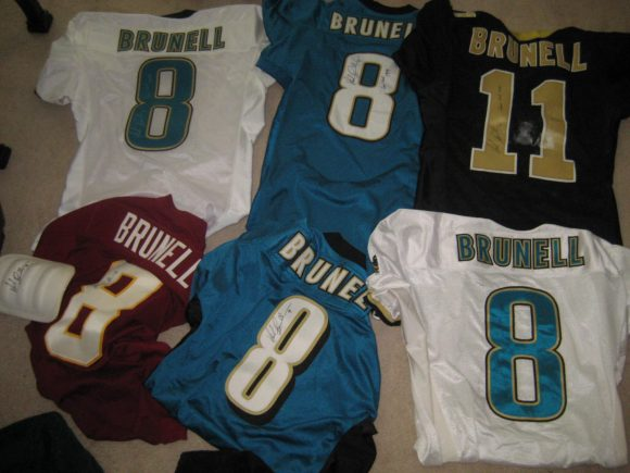 Mark Brunell Collection