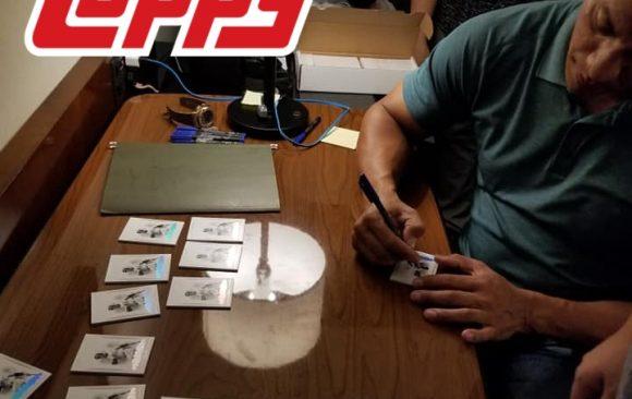 Juan Gonzalez - Topps / JAG Sports Marketing