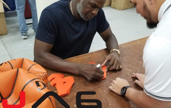 Charles Oakley - JAG Sports Marketing