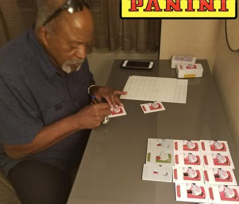 Luis Tiant - Panini / JAG Sports Marketing