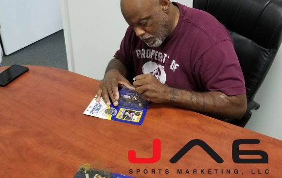 Cecil Fielder- JAG Sports Marketing