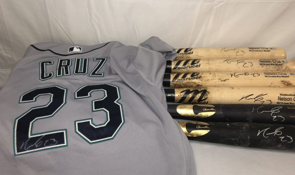 Nelson Cruz Collection