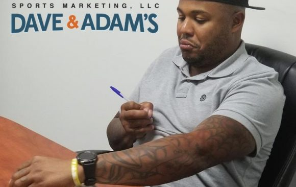 Andruw Jones- JAG Sports Marketing / Dave and Adams