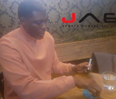 Larry Johnson- JAG SPORTS MARKETING