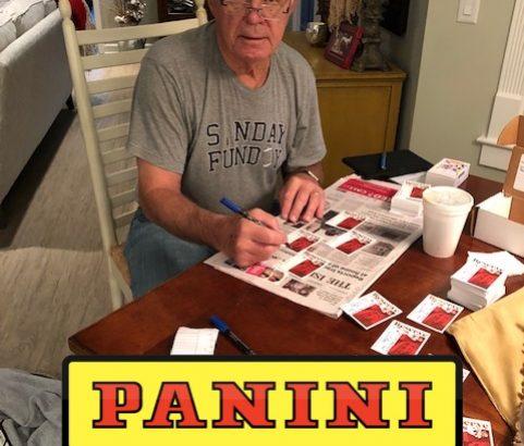 Ken Anderson- PANINI