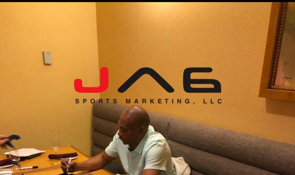 ALEX ENGLISH- JAG Sports Marketing