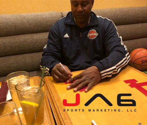 SIDNEY MONCRIEF- JAG Sports Marketing