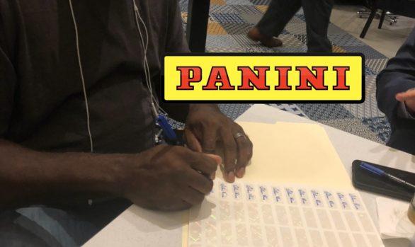 Glen Rice- PANINI